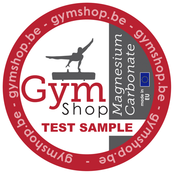 Magnesium Carbonaat test samples van GymShop